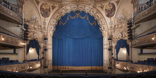 The Grand Theatre Blackpool – Past, present and future (Thornton)