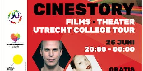 CineStory: films • theater • Utrecht College Tour tickets
