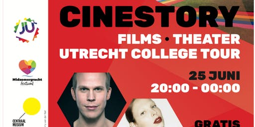 CineStory: films • theater • Utrecht College Tour