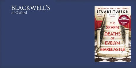 Writers at Blackwell's Presents: An Evening With Stuart Turton tickets