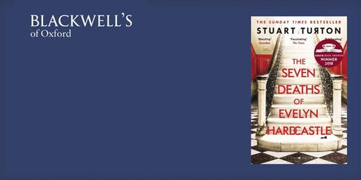 Writers at Blackwell's Presents: An Evening With Stuart Turton