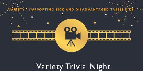 "Variety Tasmania ""Team Crackerjack"" Trivia Night tickets"
