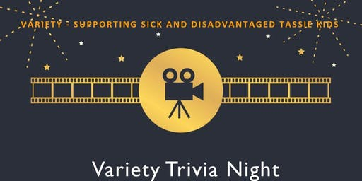 "Variety Tasmania ""Team Crackerjack"" Trivia Night"