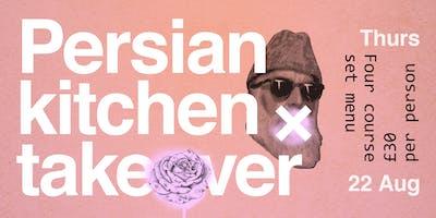 Persian Kitchen Takeover