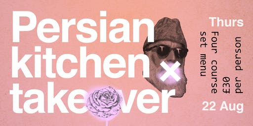Persian Kitchen Takeover