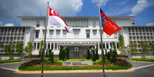 Lee Kuan Yew School of Public Policy (NUS), Info Session, Bangkok 22 Sep '19