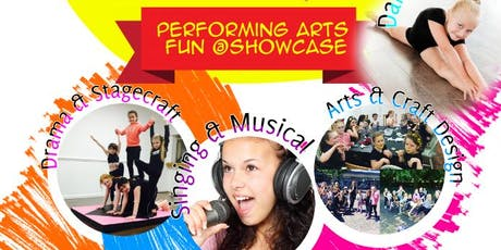 Summer Performing Arts Holiday Camp  tickets