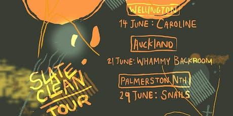 SOG Slate Clean Tour w/ DAFM + Egovalve tickets