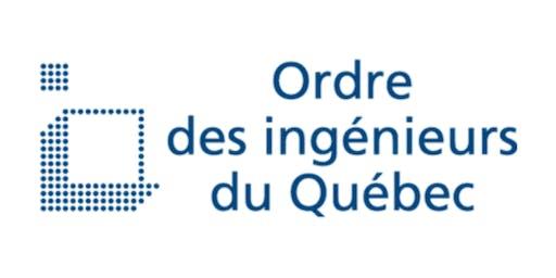 CONFÉRENCE - Mon métier d'ingénieur au Québec, avec l'OIQ