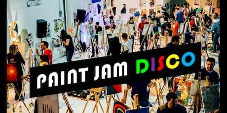 PAINT JAM DISCO - 10TH BIRTHDAY PARTY! Painting + Disco DJ tickets