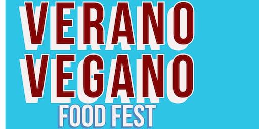 Verano Vegano Vegan Summer Series curated by Leche