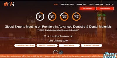 Advanced Dentistry & Dental Materials