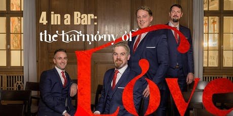 4 IN A BAR The Harmony of Love tickets