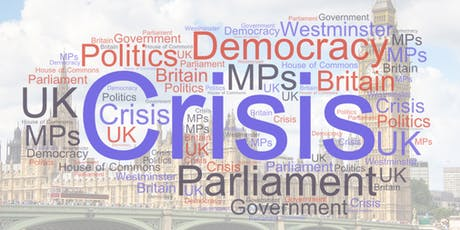 Out Of The Box Thinking - The Crisis Of British Democracy tickets