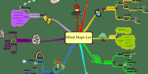 Corso Mind Maps: come utilizzarle e personalizzare il proprio stile