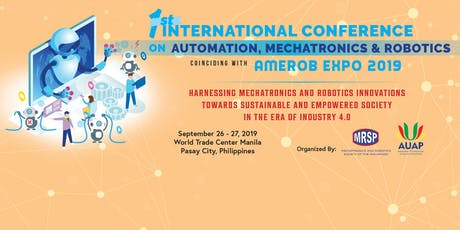 INT'L CONFERENCE AUTOMATION, MECHATRONICS ROBOTICS tickets