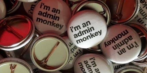 Admin Monkeys Get Together