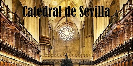 Visita Guiada Catedral de Sevilla entradas