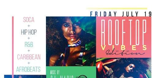 Hip Hop Meets Afrobeats Meets Caribbean