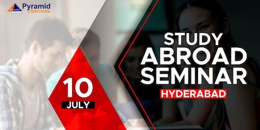 Study Abroad Seminar 2019 - Hyderabad