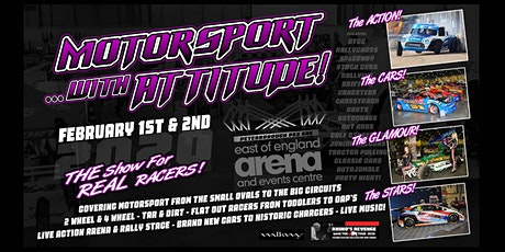 Motorsport ...With Attitude! tickets