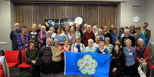 Fairtrade Yorkshire Places of Worship Conference 2019