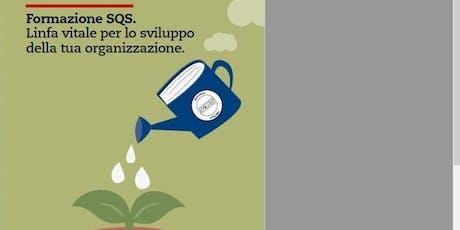 Conoscere SQS: La sostenibilità nella Governance d'Impresa tickets