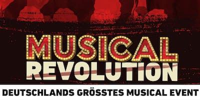 MUSICAL REVOLUTION - Das Musical-Event des Jahres! | Frankfurt