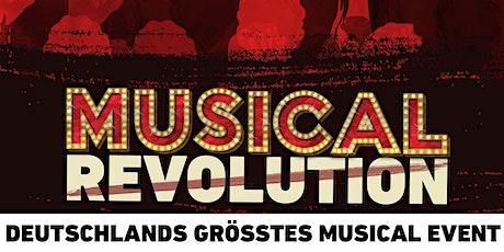Musical Revolution 2021 - Das Musical-Event des Jahres! | Frankfurt Tickets