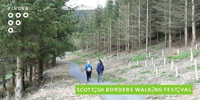 FINDRA Social Walk in partnership with Scottish Borders Walking Festival