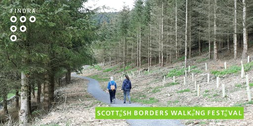 FINDRA Social Walk in partnership with Scottish Borders Walking Festival