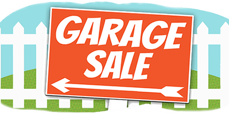 Basement and Garage Sale Come on in!!!!! tickets