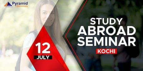 Study Abroad Seminar 2019 - Kochi tickets