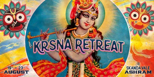 Summer Krsna Retreat