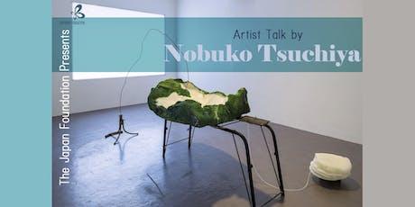 Artist Talk by Nobuko Tsuchiya tickets