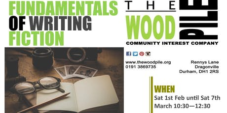 Fundamentals of writing fiction tickets