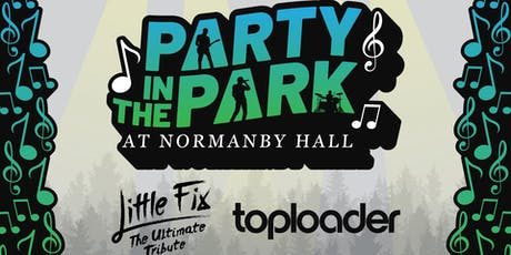 Party in the Park at Normanby Hall - Saturday 20 July  tickets