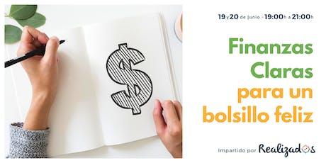 Taller: FINANZAS CLARAS PARA UN BOLSILLO FELIZ tickets