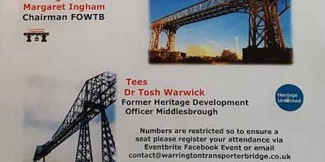 Two English Transporter Bridges tickets