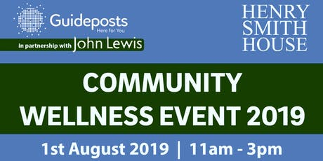 Wellness Workshops | Guideposts in partnership with John Lewis tickets
