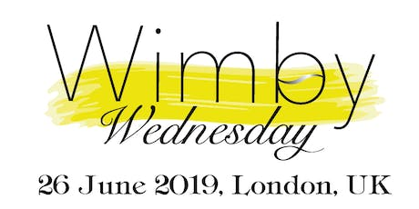 WIMBY WEDNESDAY tickets
