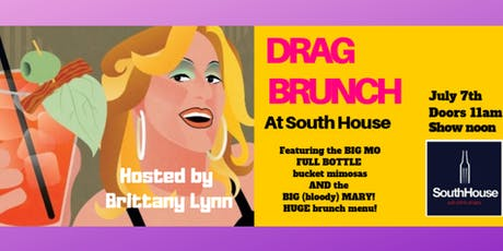 Drag Brunch at South House - It's Anna's Birthday! tickets