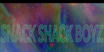 8:30pm Snack Shack Boyz @ Pete's Candy Store