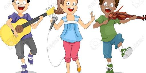 4-H Talent Show