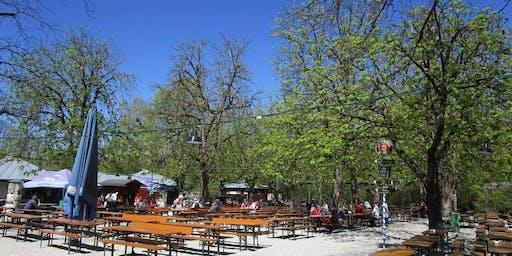Tour de Biergarten - mit dem Fahrrad durch München