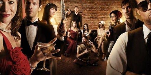 Murder In Sin City - Murder Mystery Party
