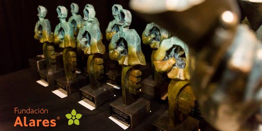 Gala de entrega Premios Nacionales Alares  #PremiosAlares2019