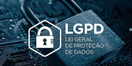 Lei Geral de Proteção de Dados: Aspectos chaves para a governança Corporativa bilhetes