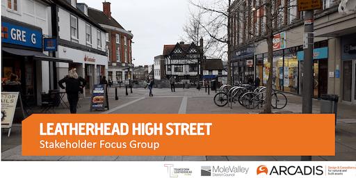 Leatherhead High Street Stakeholder Update
