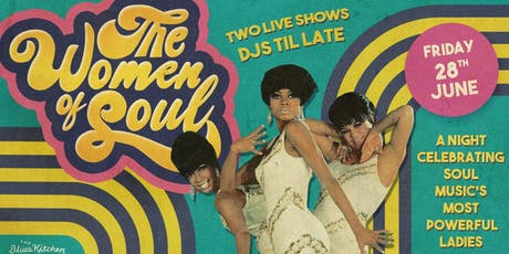 The Women of Soul tickets